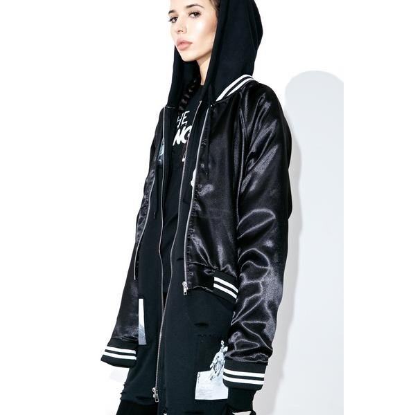 The Ragged Priest Fury Bomber Jacket