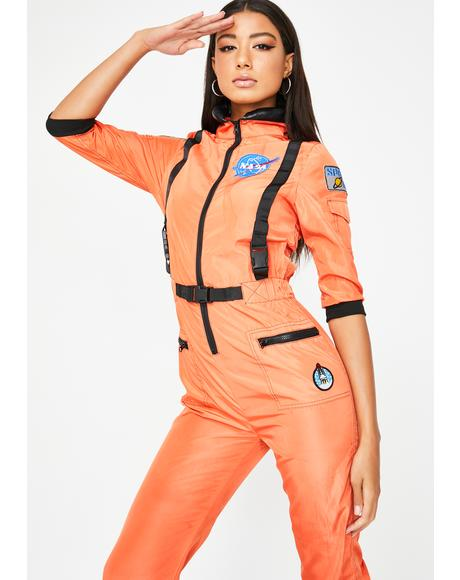 NASA-TY Flight Suit Costume