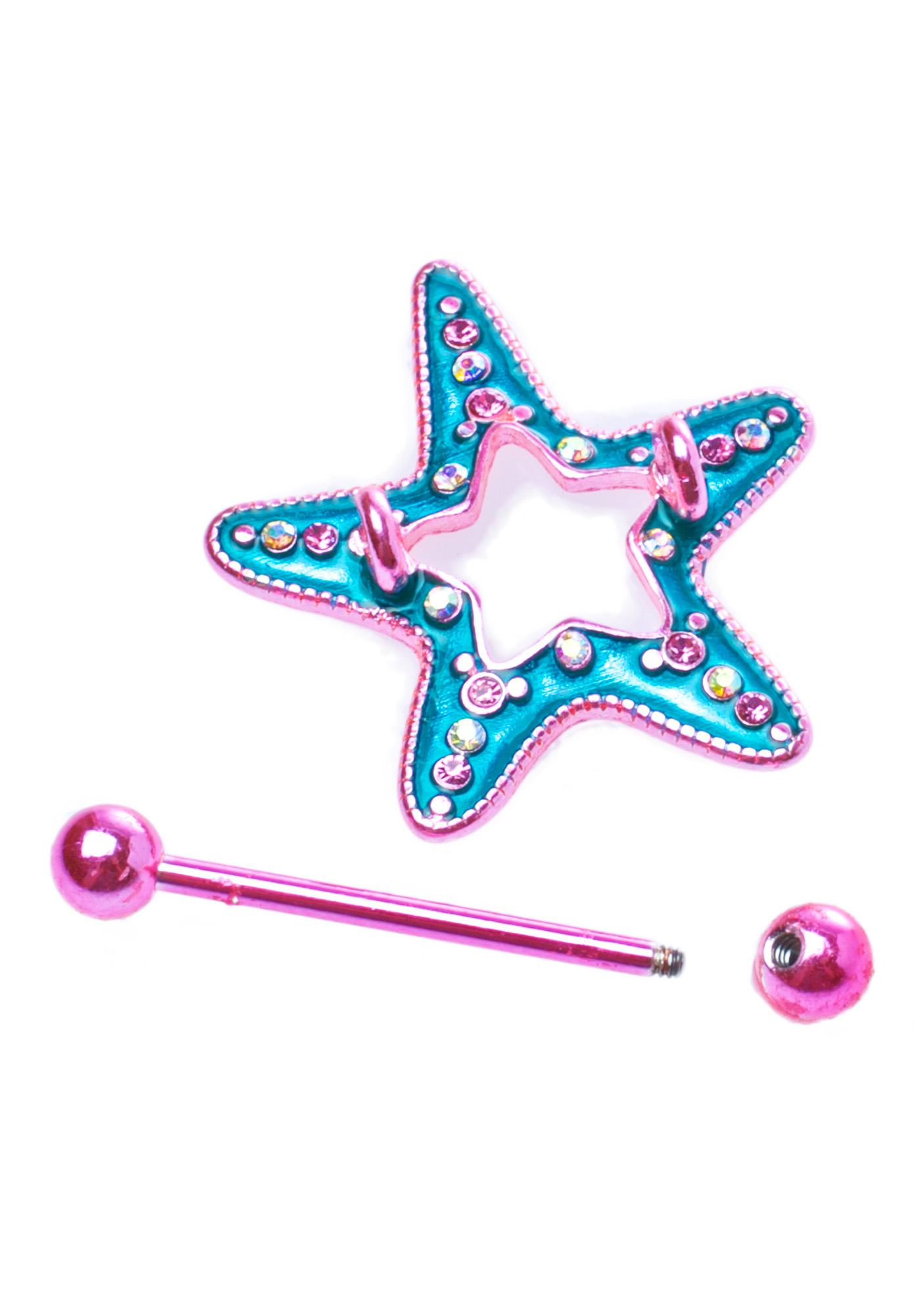 Starsea Nipple Ring Pack