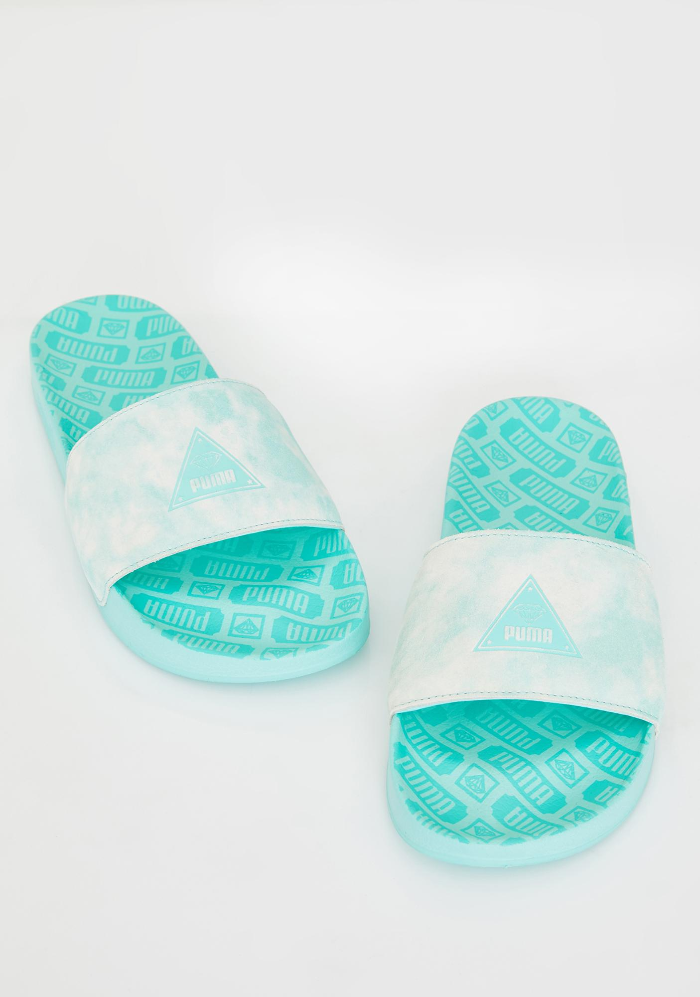 PUMA X Diamond Supply Co. Leadcat Slides