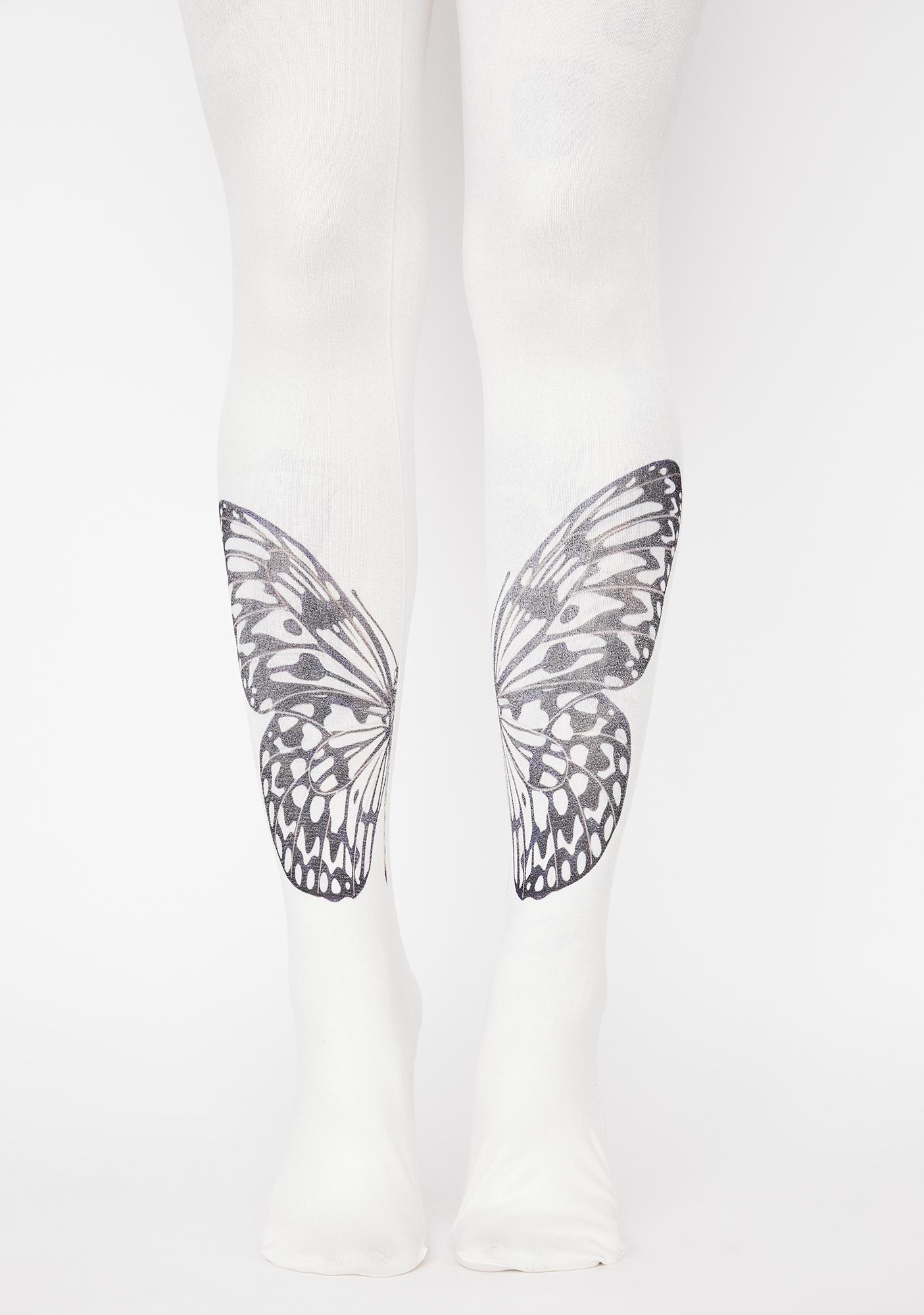 Angel Mystic Moonwalk Butterfly Tights