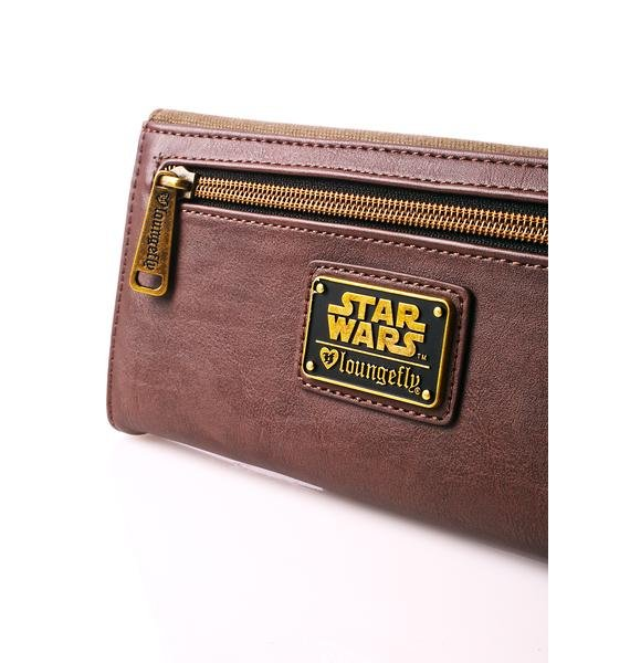 Loungefly Rebel Alliance Wallet
