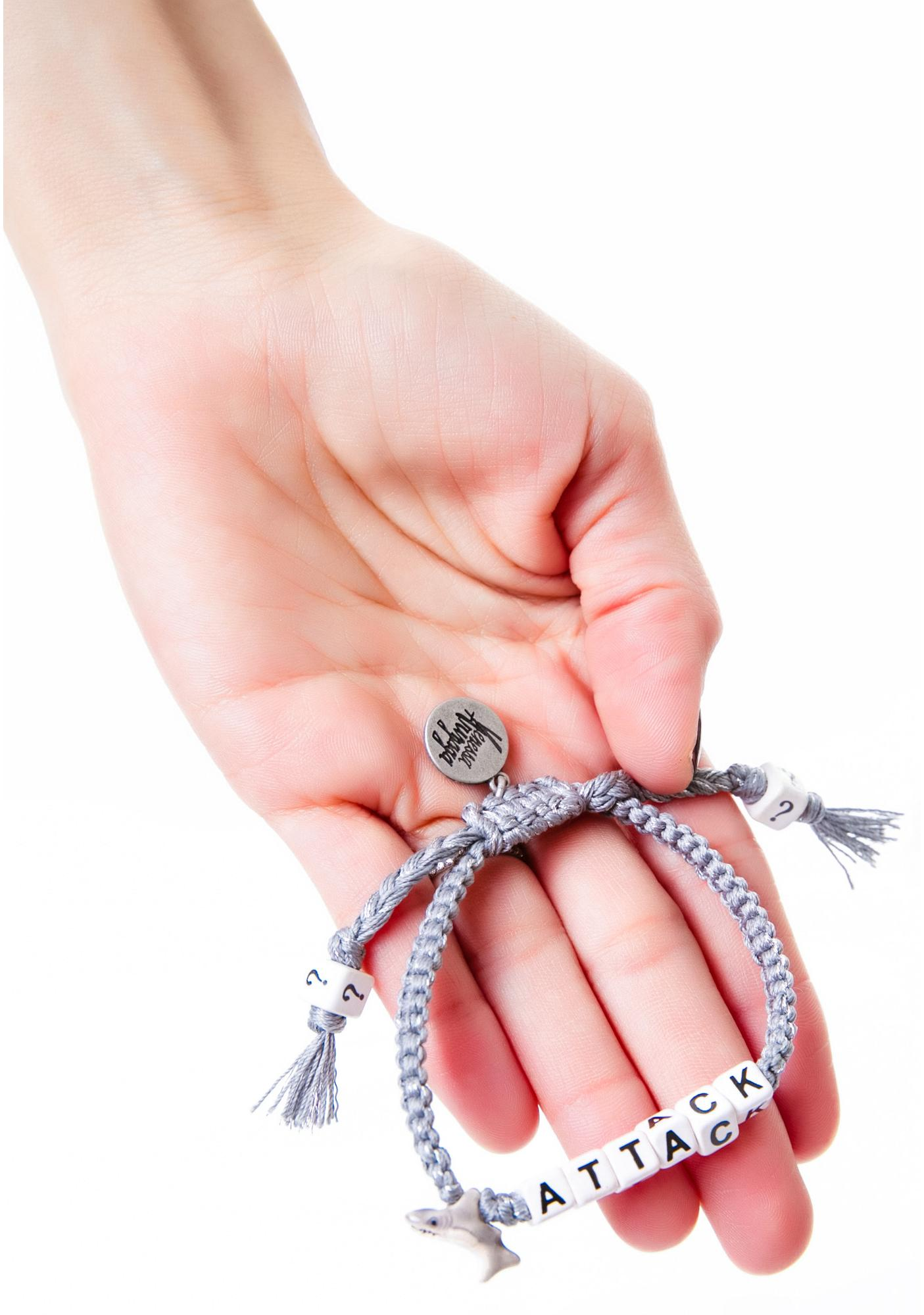 Venessa Arizaga Shark Attack Bracelet