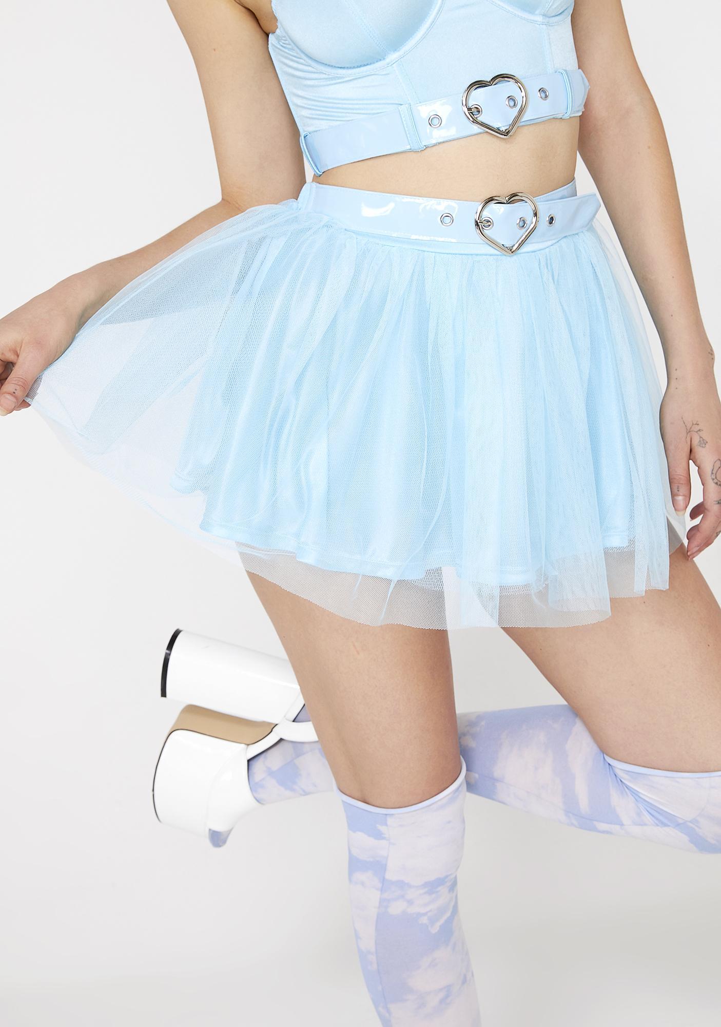 Sugar Thrillz Royally Praise Me Tutu Skirt