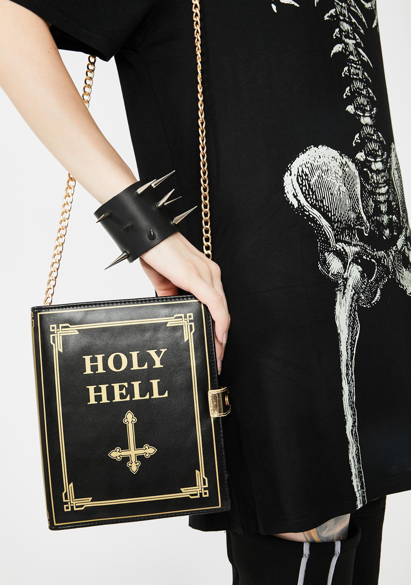 Dolls Kill Bad Religion Crossbody Bag