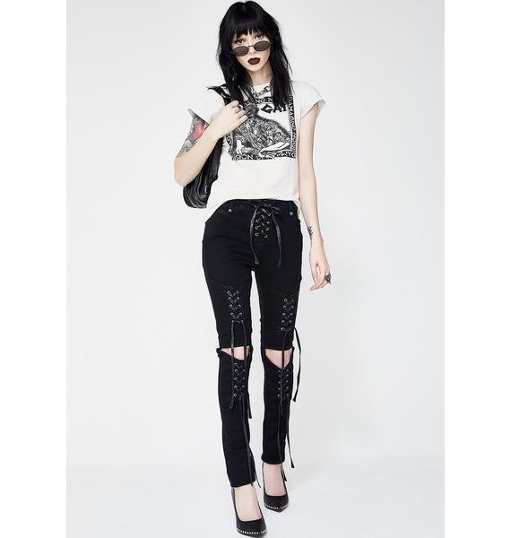 Killstar Phased Out Jeans