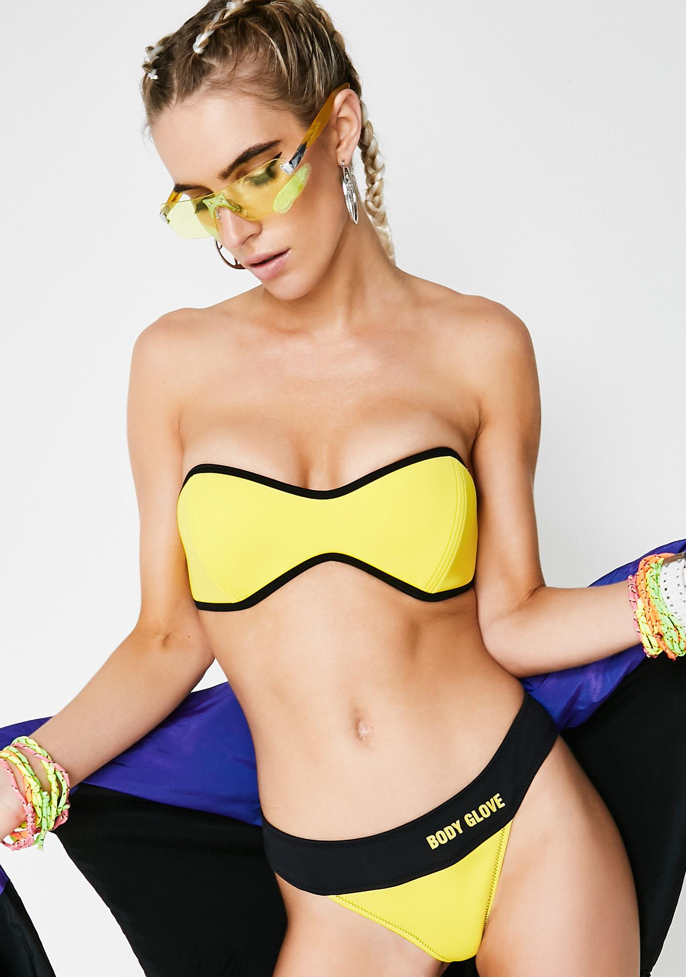 Body Glove Tainted Love Bikini Top
