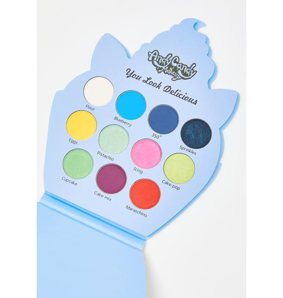Andy Candy Makeup Cupcake Cat Eyeshadow Palette