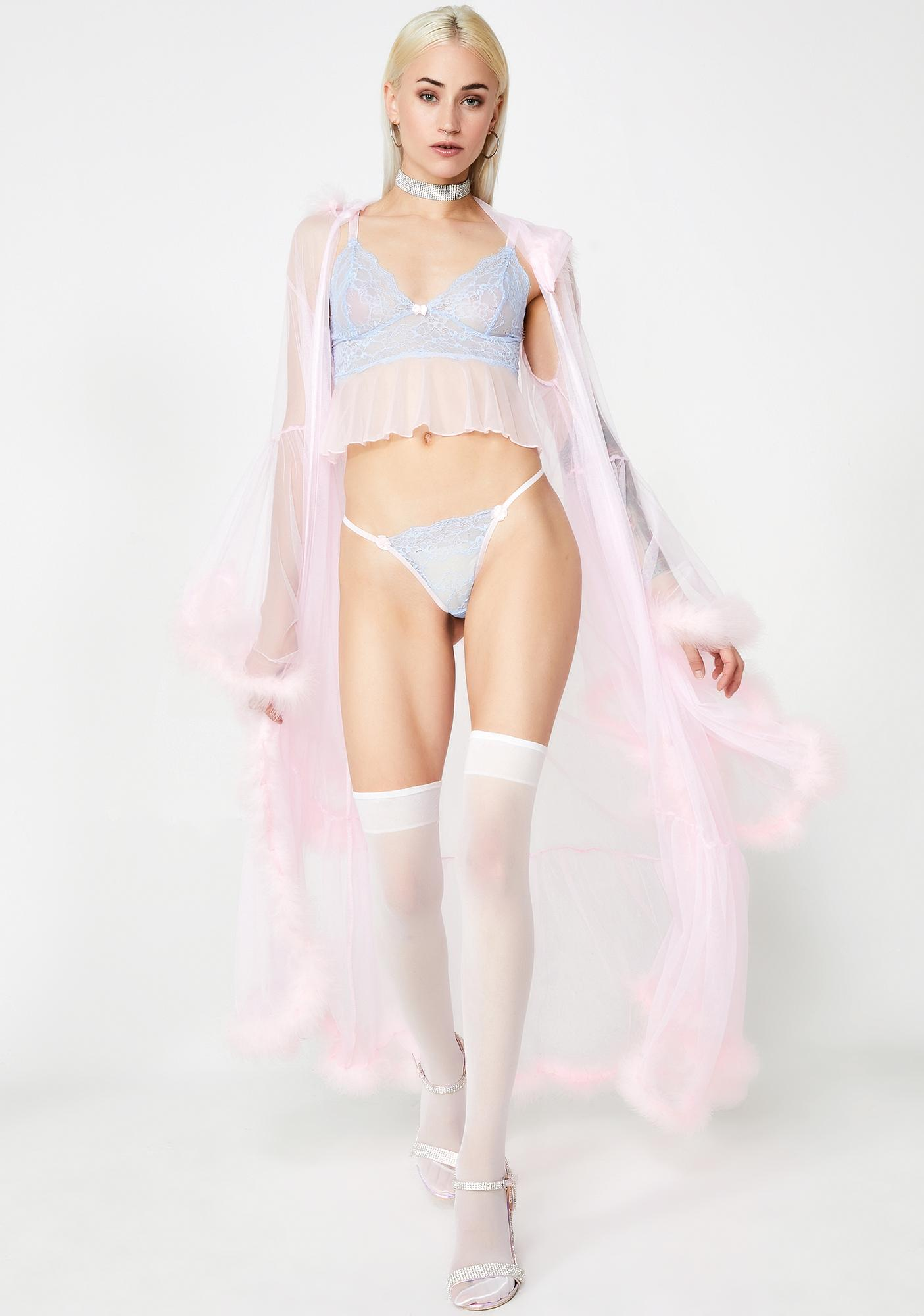 Hopelessly Romantic Lingerie Set