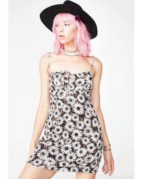Dyed Daisy Kumala Dress