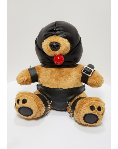 Gag Ball Gary Teddy Bear