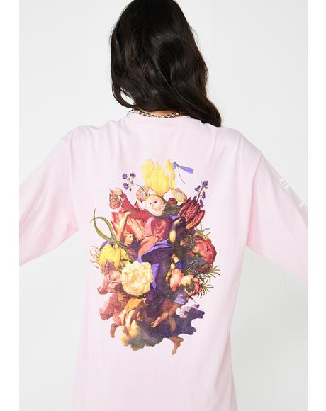 Heavenly Bodies Long Sleeve Tee