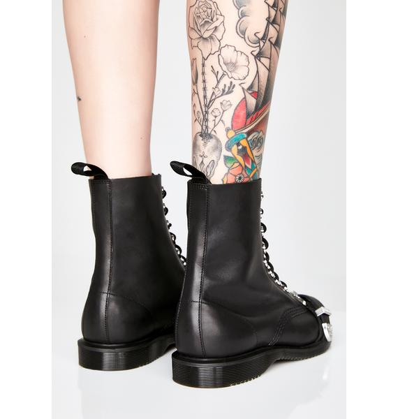 Dr. Martens Ulima Buckle Boots