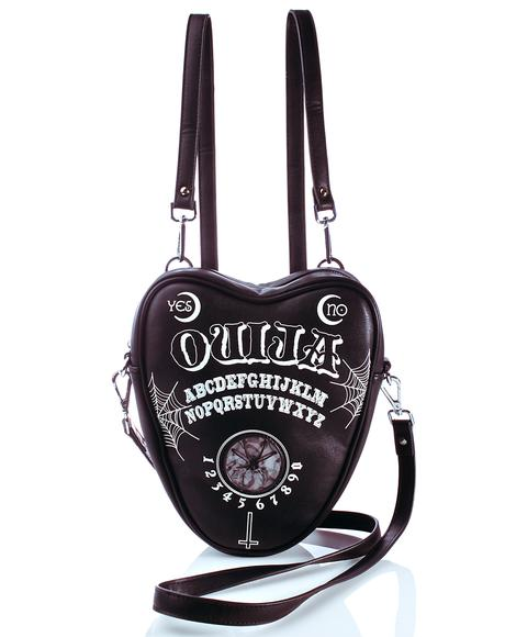 Paranormal Planchette Bag