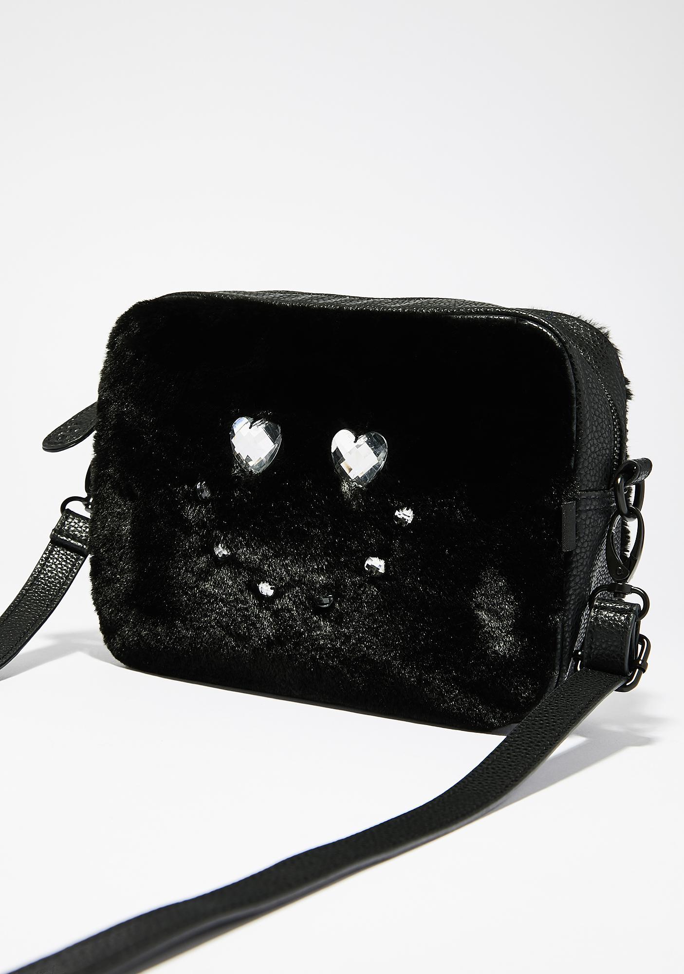 Lazy Oaf Shiny Face Bag