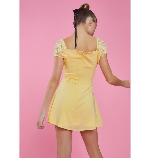Sugar Thrillz Honeymoon Avenue Mini Dress
