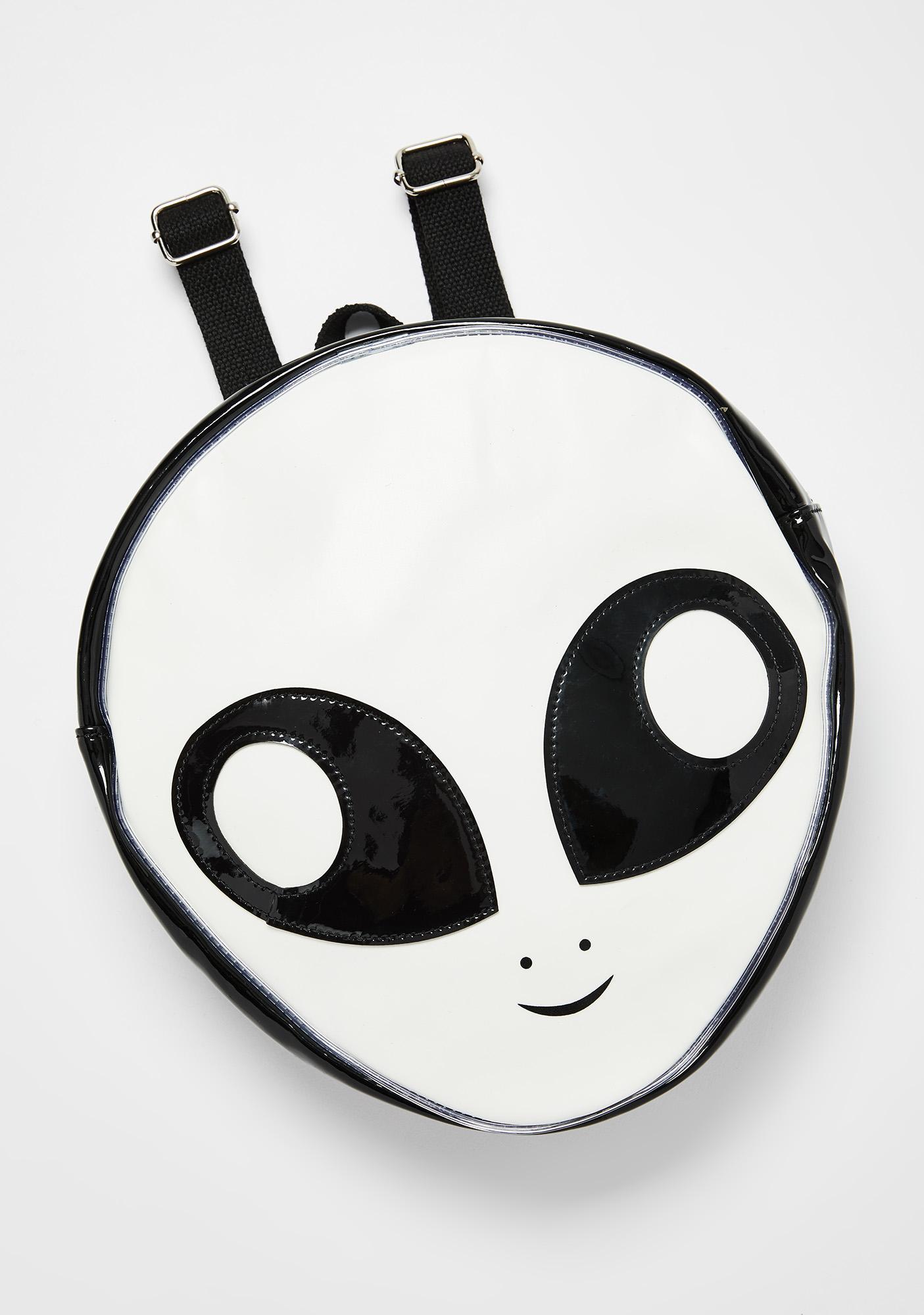 Martian Bae Alien Backpack