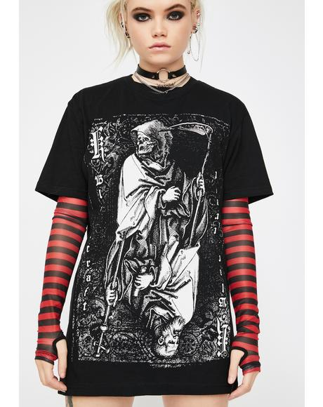 Death To Gods Graphic Tee