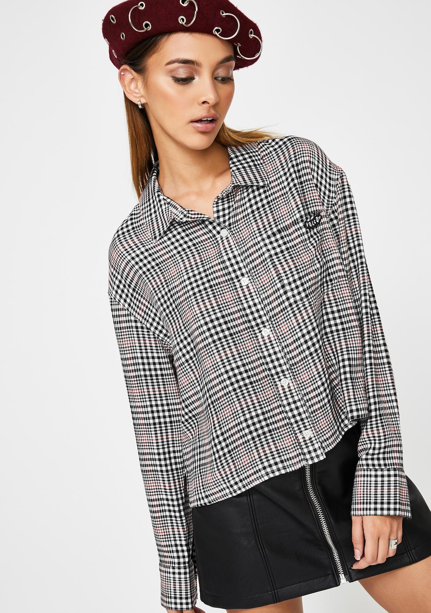 Volcom Fad Friend Long Sleeve Shirt
