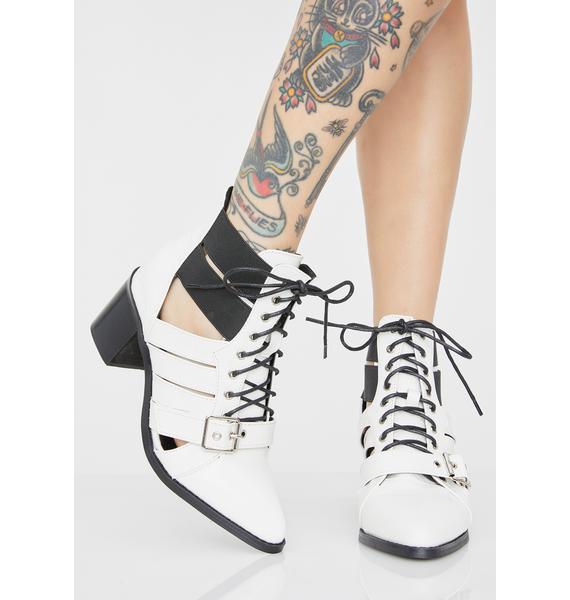 Quartz Wanderlustin' Cut Out Boots