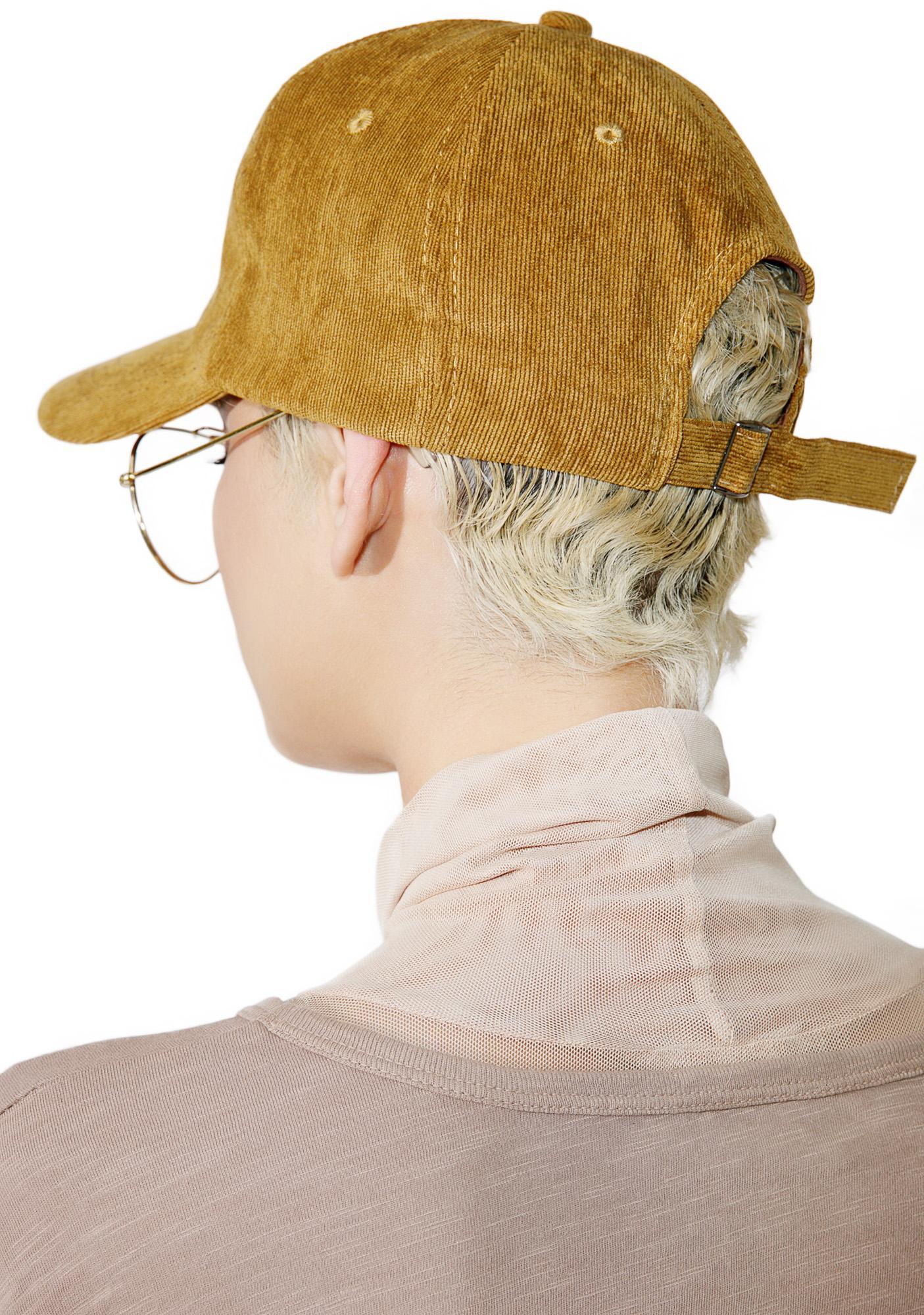 0fcba41e340 ... Clayton Corduroy Dad Hat ...