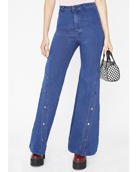 Bend N Snap High-Rise Jeans