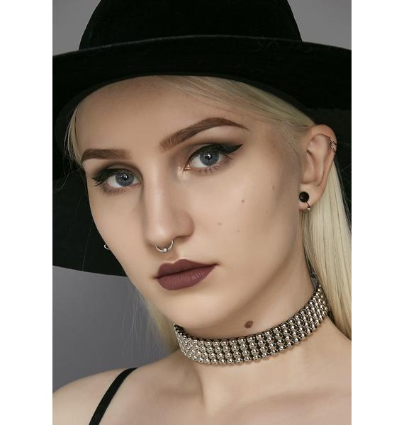 Dare To Dream Studded Choker
