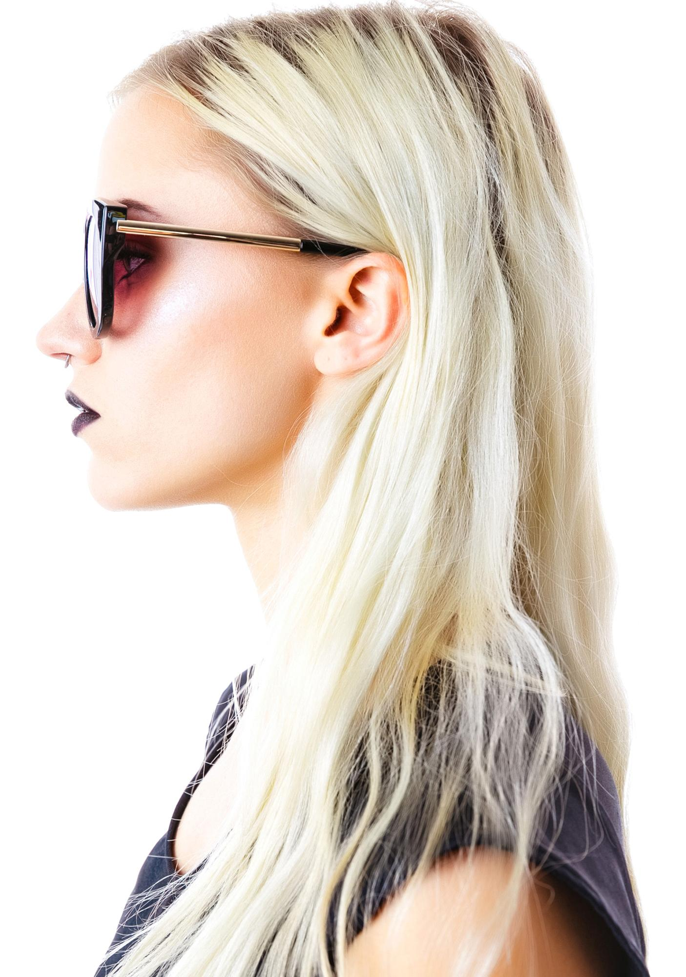 Mink Pink Runaways Luxe Sunglasses