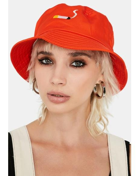 Fire Pass it Chill Bucket Hat