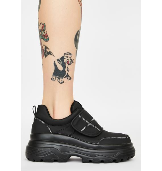 Koi Footwear Divine Velcro Sneakers
