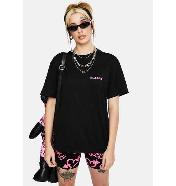 XLARGE Tropical Graphic Tee
