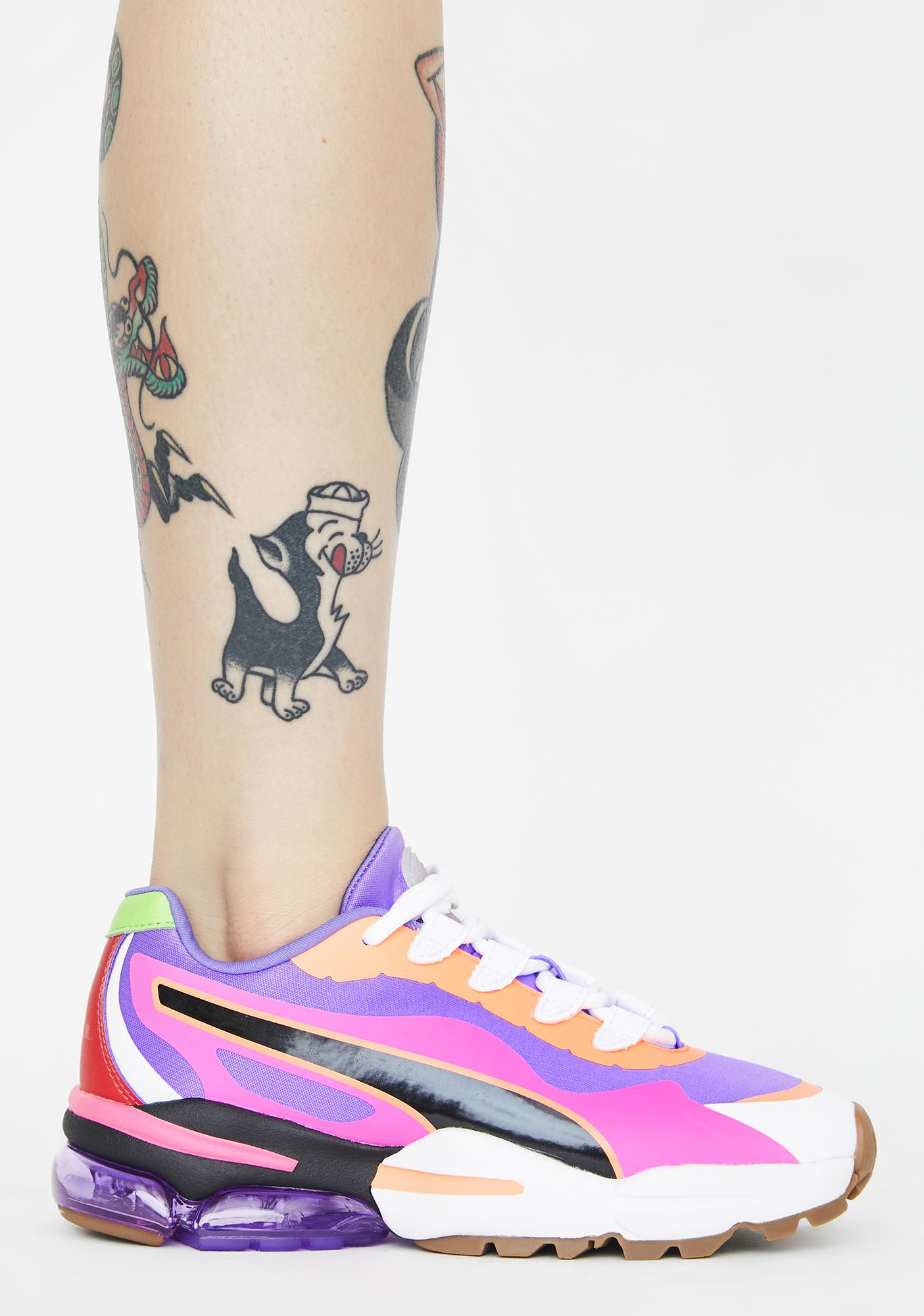 PUMA Cell Stellar Plas Tech Sneakers