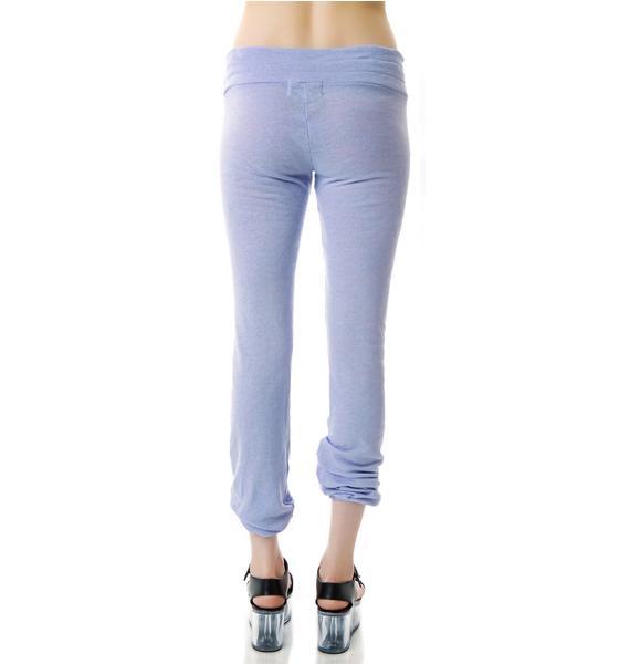 Wildfox Couture J'adore Hamptons Malibu Skinny Sweats