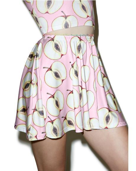 Forbidden Fruit Skater Skirt