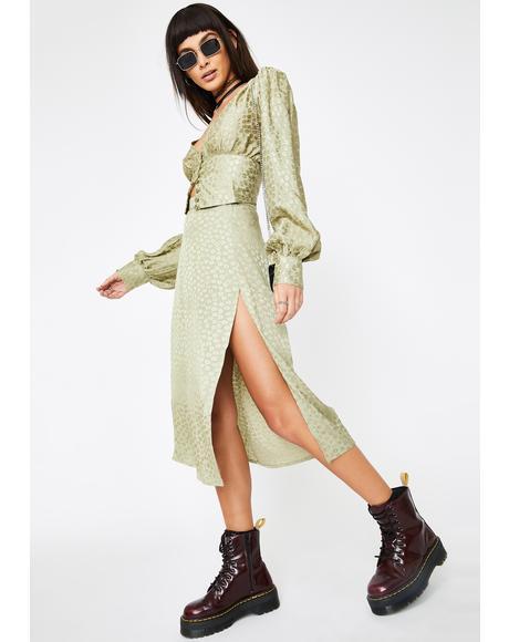 Sage Saika Skirt