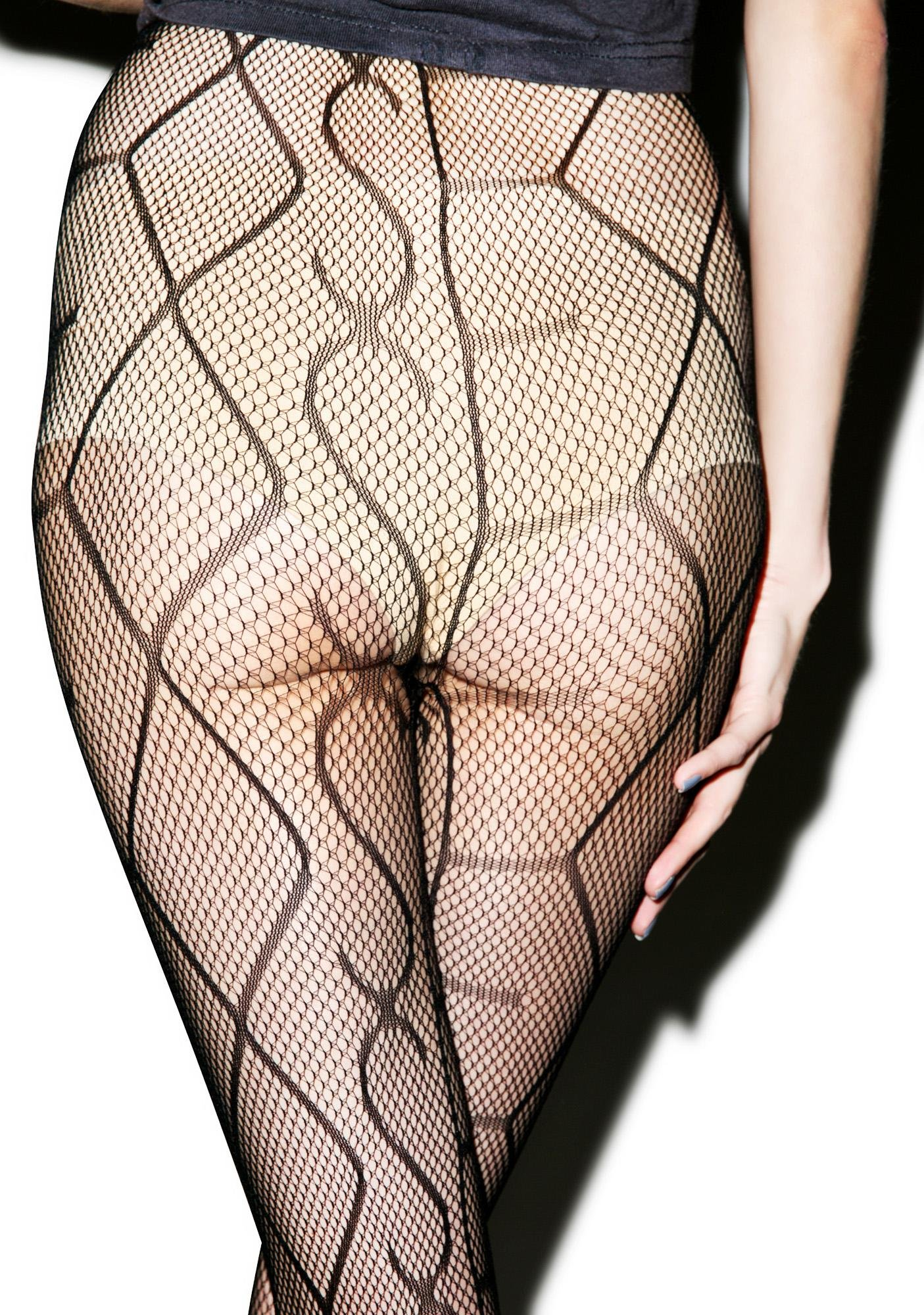 Lip Service Backseat Tights