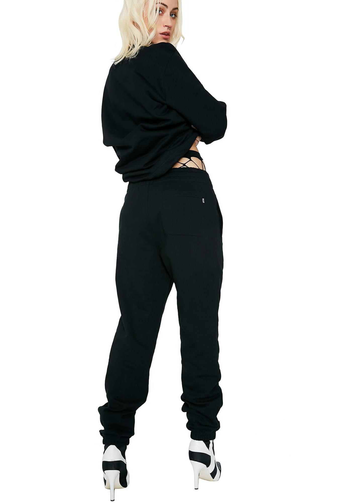 HUF Romes Fleece Pants