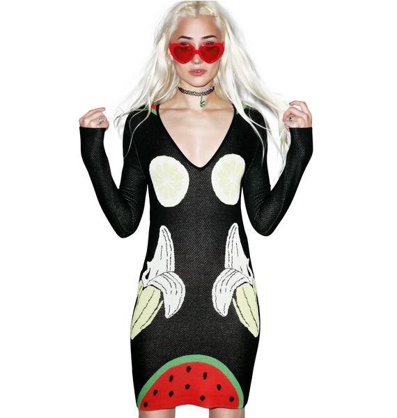 Wildfox Couture Fruit Salad Luciana Dress