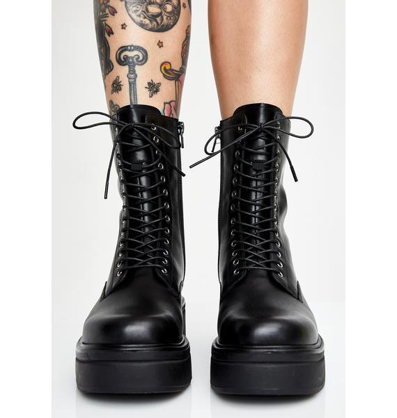 VAGABOND SHOEMAKERS Tara Lace Up Boots