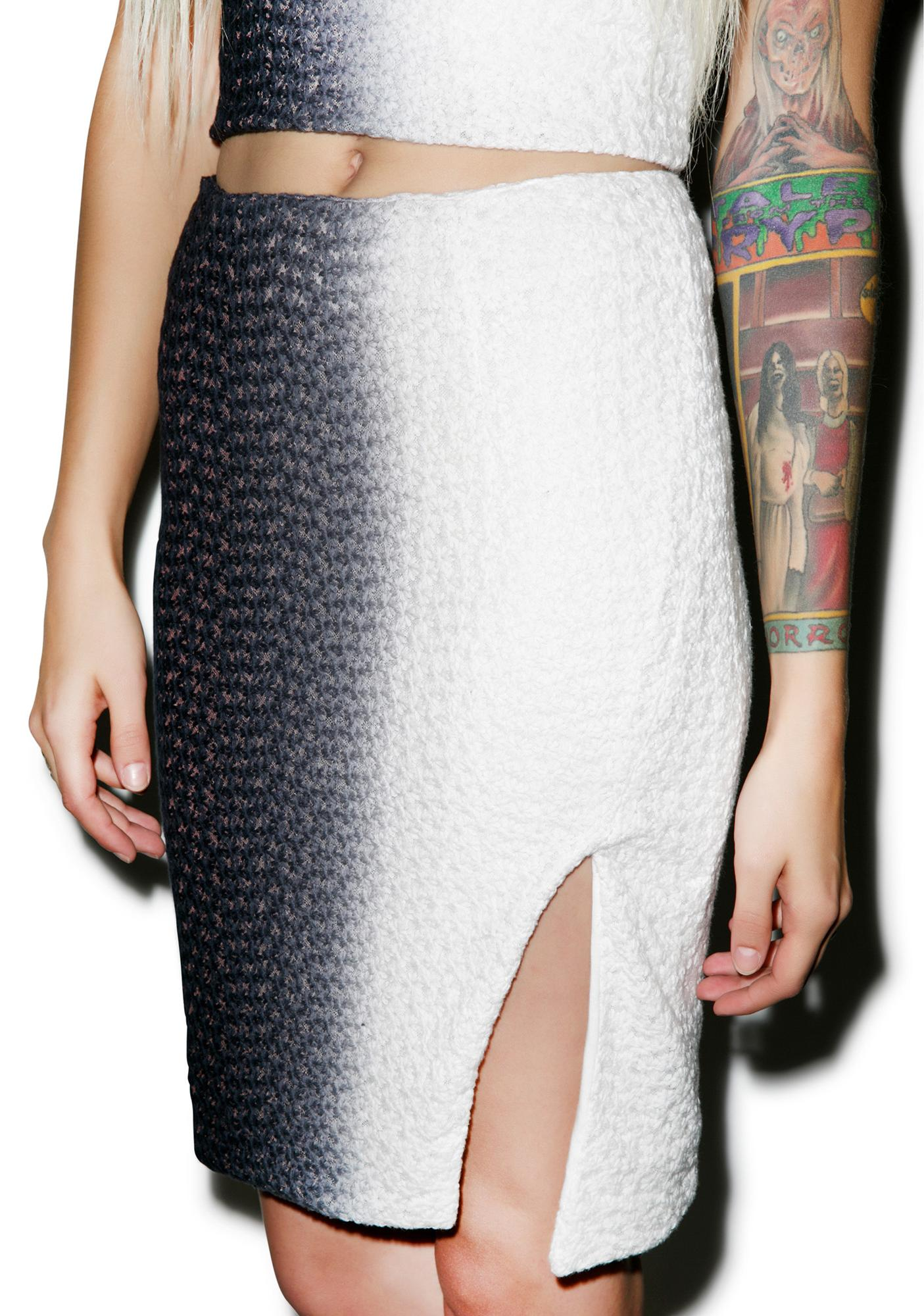 Black Scale Grove Play Skirt