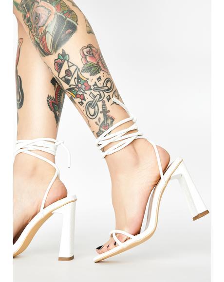 Flirty Strappy Heels