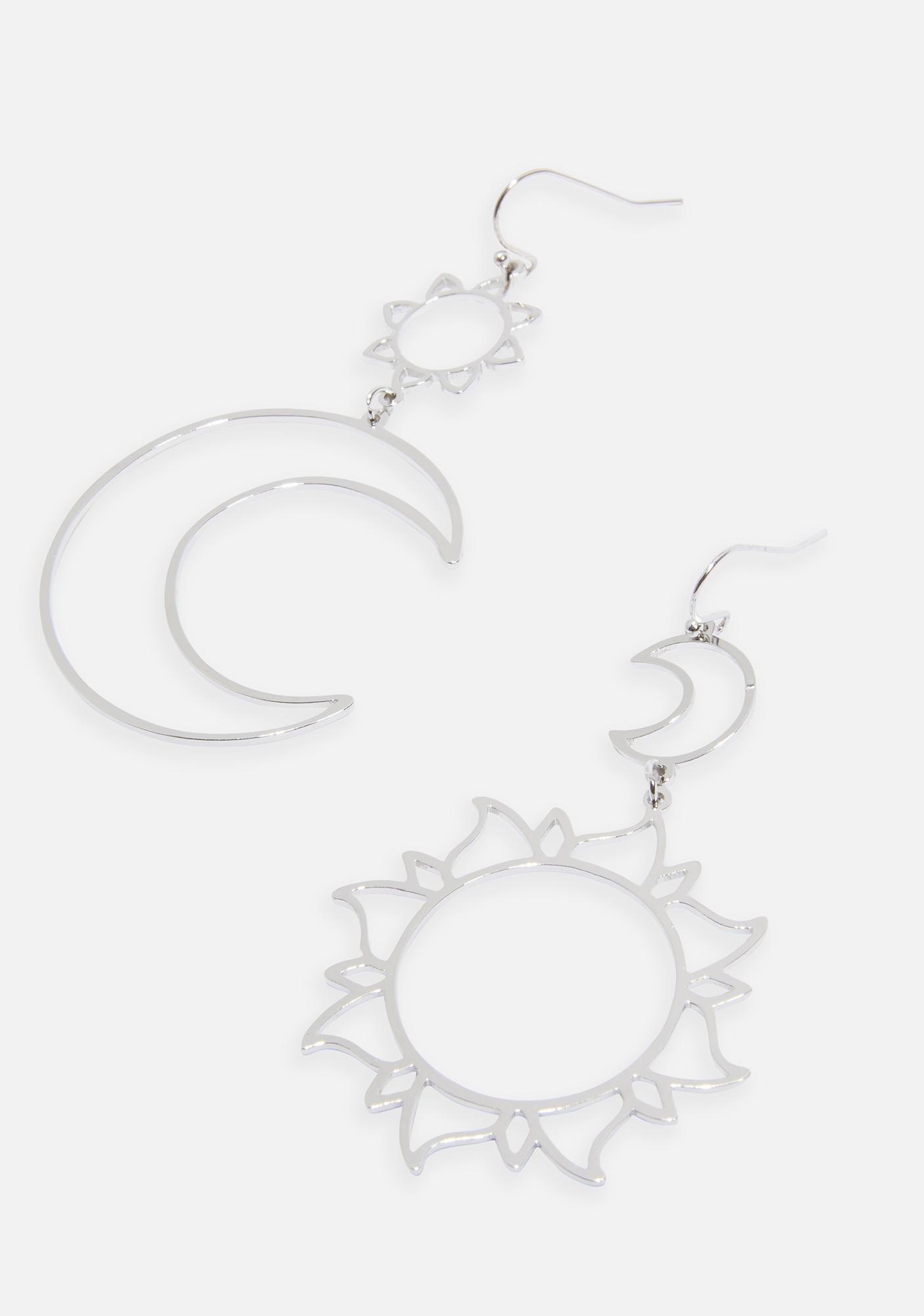 Celestial Bodies Drop Earrings