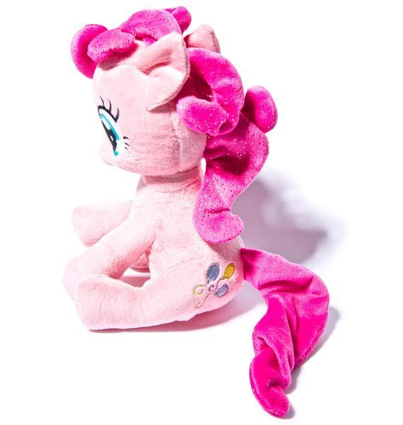 Seated Pinkie Pie Plushy