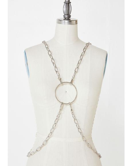 Heavy Metal Lover Body Chain