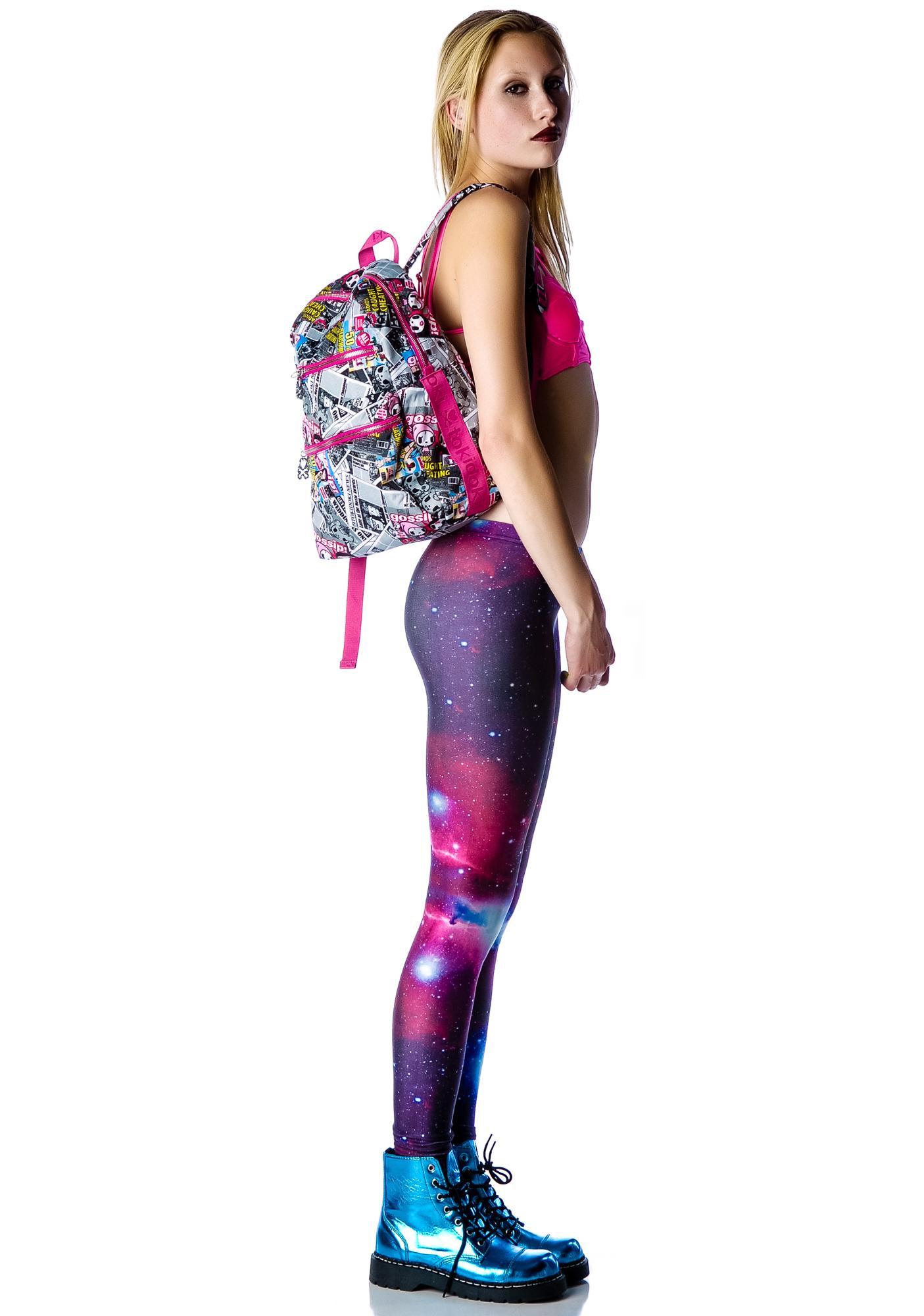Tokidoki Gossip Backpack