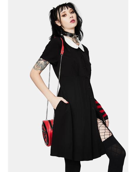Stop It Mini Dress