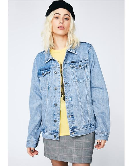 Vicious Denim Jacket