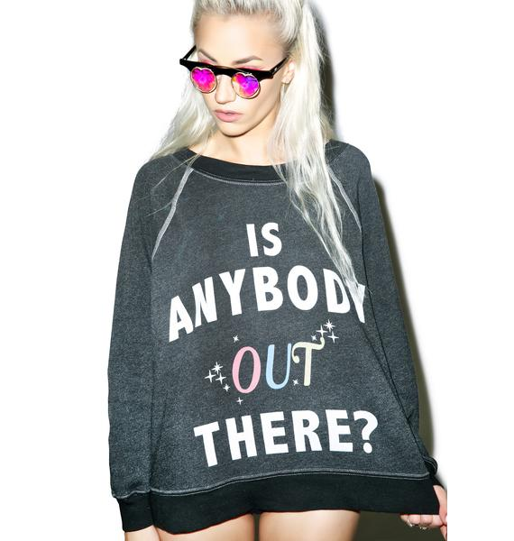 Wildfox Couture Is Anybody Out There Kim's Sweater