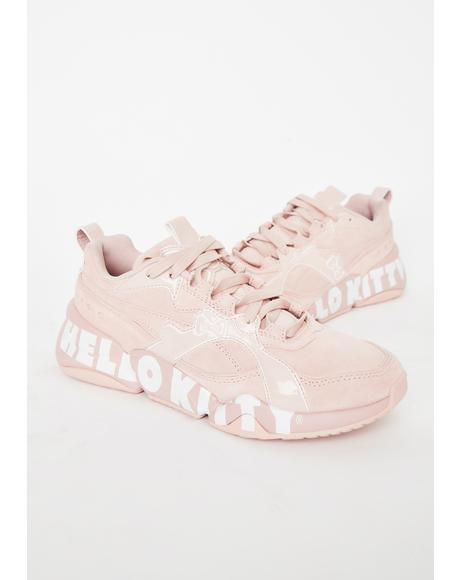X Hello Kitty Nova 2 Sneakers