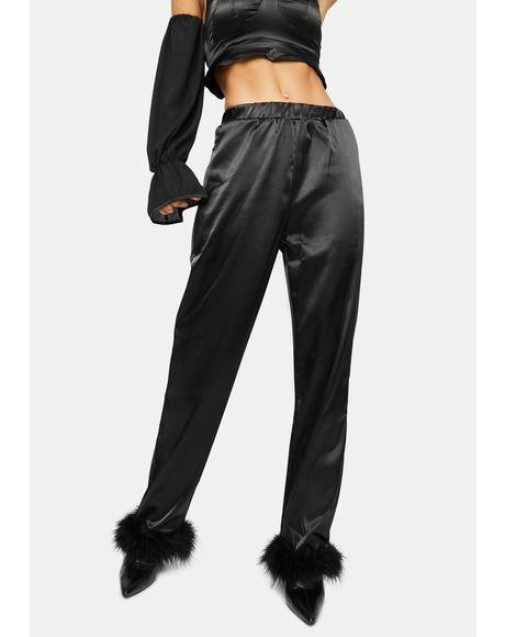 Skye Feather Pajama Pants
